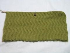 WIP - Knitty - Blaze