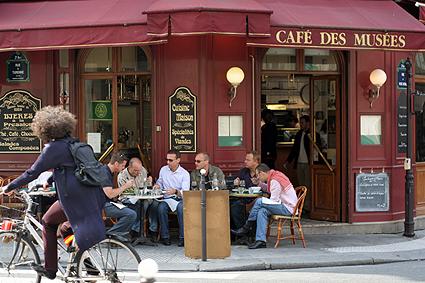 Café des Musées | David Lebovitz