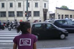 TrafficKills female Tshirt (Traffic Kills) Tags: new york urban roma art torino arte traffic protest voice protesta join revolution urbana kills londra revolt rivolta rivoluzione traffickills