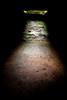 I see light... (anita gt) Tags: light luz dark ruins hole guatemala antigua ruinas santaclara guate oscuro hoyo diamondclassphotographer flickrdiamond flickrgt