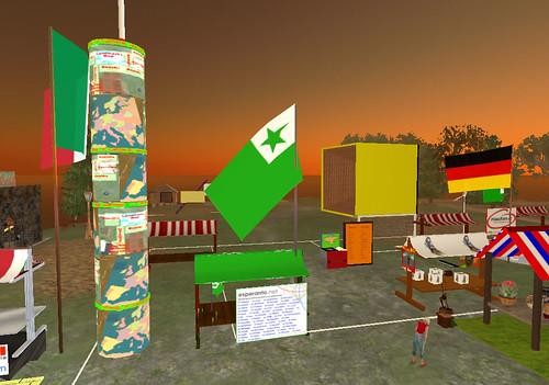 Esperanto en DuaVivaj Eventoj