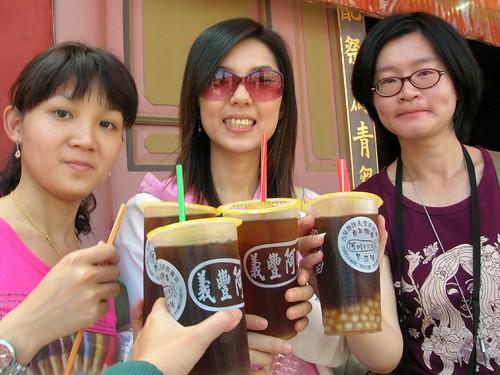 台南遊-來杯冰涼的冬瓜汁吧!