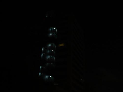 """03-10-07 """"Mayor blackout"""""""