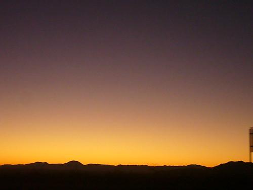 Sunrise in NM 2