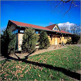 The Priscilla Bullitt Collins Field Station