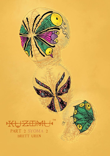 Kuzimu Syoma part 2 cover
