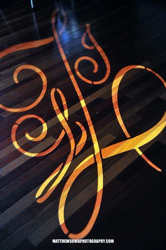Dance Floor Monogram, image by Matthew Sowa