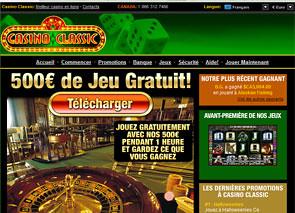 Casino Classic Home