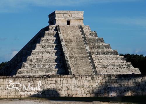 Riviera Mayan Pryramid