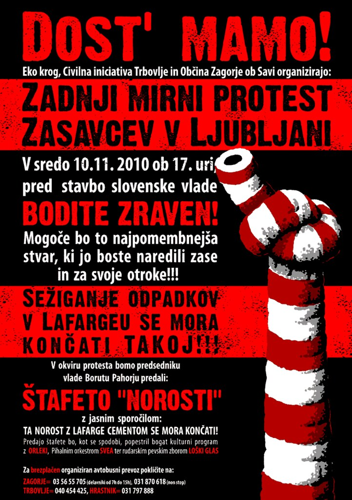 Eko Krog - PROTEST