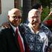 Mario de los Cobos and alumni at Breakfast with the President