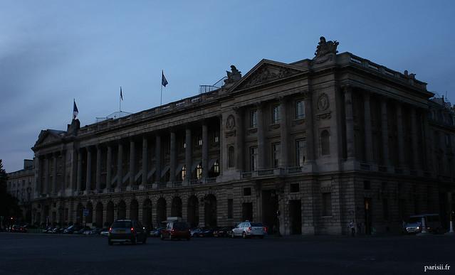 Hôtel de Crillon, premier palace parisien