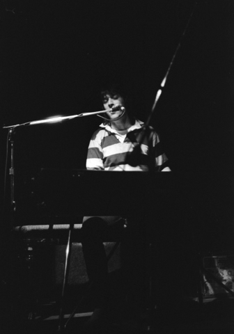 cale at piano - small - grey