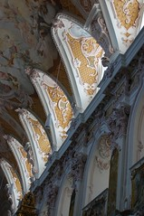 Freising Dom ceiling (wunnspeed) Tags: germany bayern deutschland bavaria parents freising