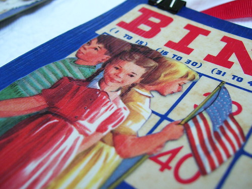 Kids on Karen's July 4th Collage by DuctTapeAndDenim
