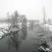 Torrente Agogna - Durante una nevicata