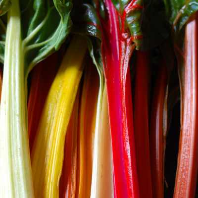 how to cook rainbow chard