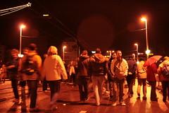 31.12.2006 - auf der Brücke am Züri-See