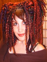 Textured Dreads: Dread Extensions