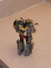 Grimlock, the  Dinobot Autobot Transformer, G1