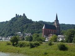 Oberwesel (karly b) Tags: germany rhine rhineriver oberwesel