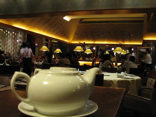 chung's cuisine decor