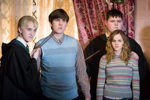 Hermione, Draco Malfoy