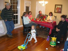 Family Christmas Party