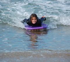 Tess Body Boarding.jpg (willrich) Tags: australia lorne