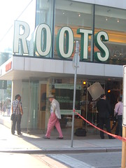 Toronto Film Festival: Roots Location
