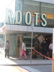 Toronto Film Festival: Roots Location