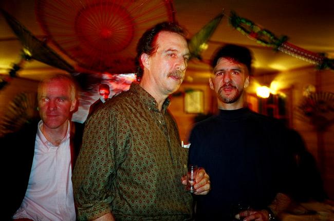 Люшен и Билл 1996