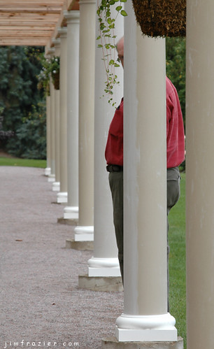 I can never be a spy if I can't even hide behind this column