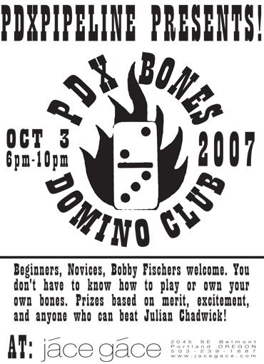 PDX-BONES, Portland Oregon Jace Gace