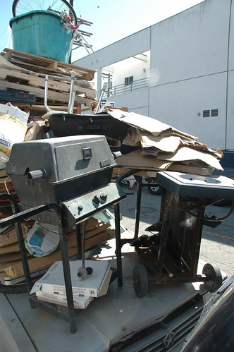 Mobile Storage, Venice Beach California