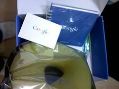 구글이 보내온 선물