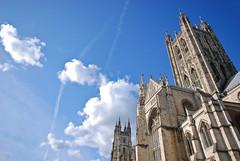 Canterbury Cathedral, Kent (Lou_Lou2007) Tags: longexposure london cathedral tripod canterbury nightime sigma1020mm nikond80