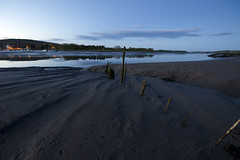 Mud Glorious Mud!! (Dave Brightwell) Tags: seascape beautiful reflections landscape lights bay scotland scenery mud sony scenic sigma 1020mm galloway kirkcudbright a550
