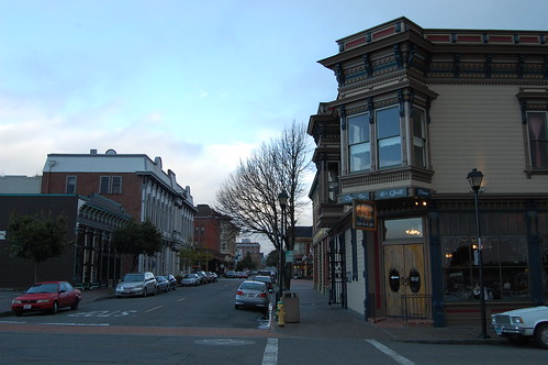 downtown Eureka