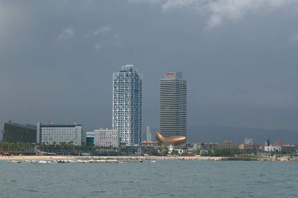 Высокие здания и казино
