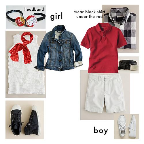 boygirlredblackwhite