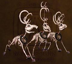 Bone Deer #01
