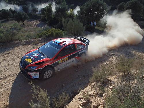 RallyRACC 2010