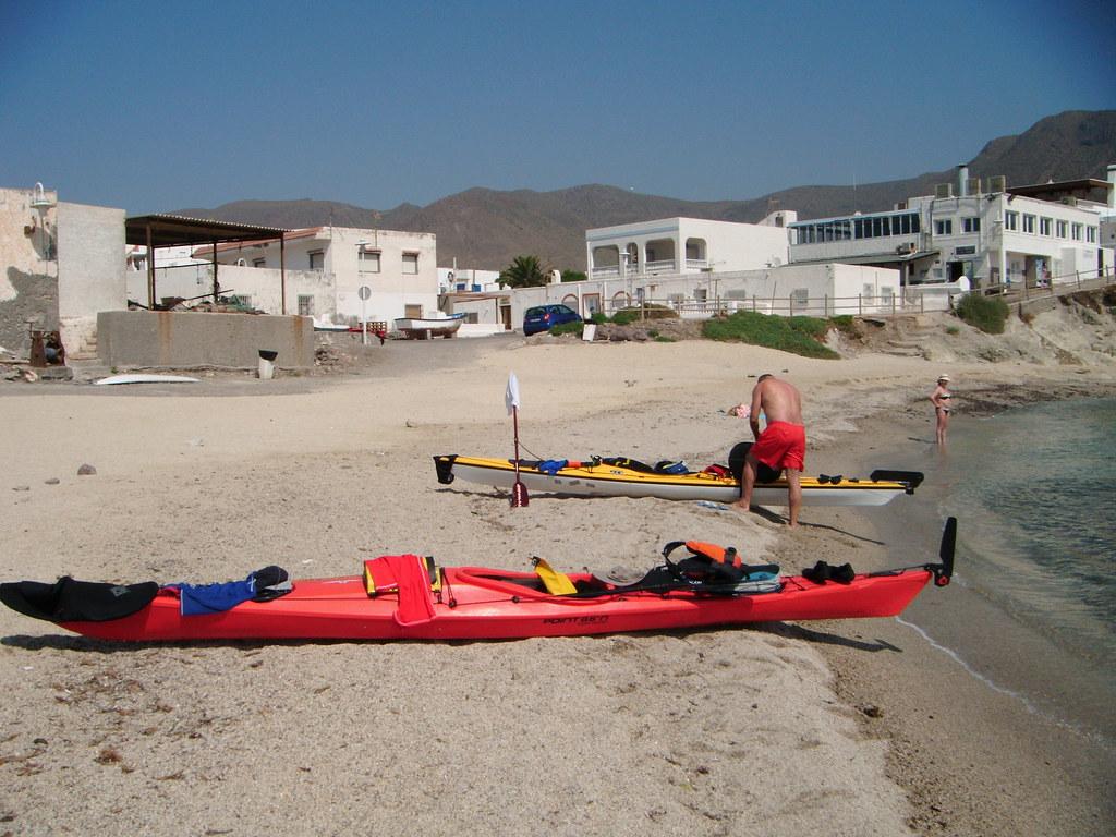 Cabo de Gata en kayak 721