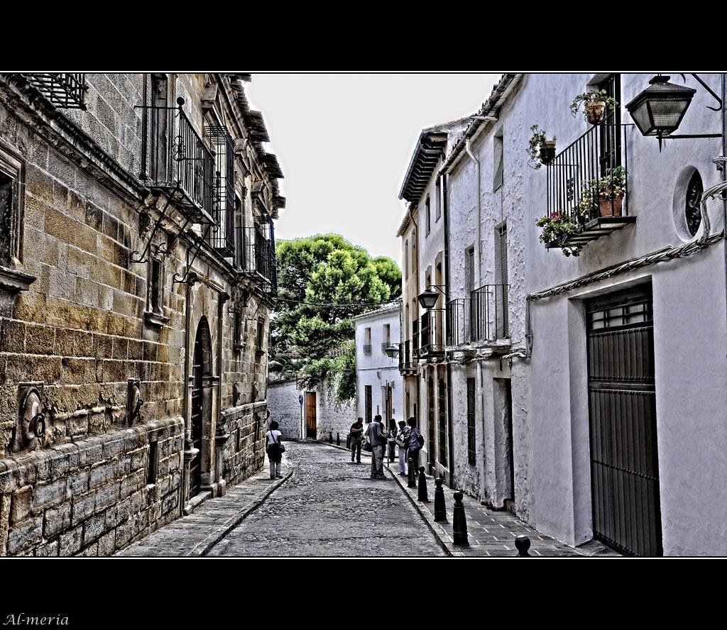 Ubeda y sus calles