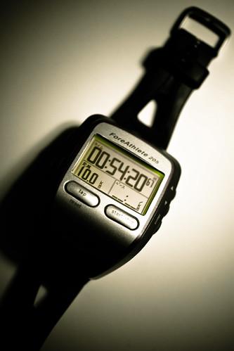 10km 54min ave5:26