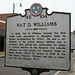 Nat D. Williams historical marker