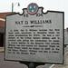Nat D. Williams historical marker
