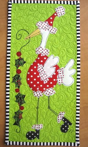 Goosey Lucy Mug Rug