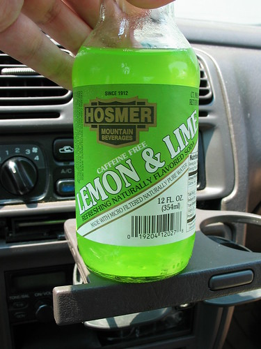 Hosmer Lemon & Lime